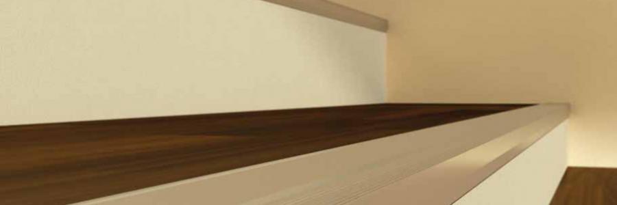 aluminium floor profiles